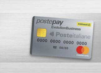 PostePay Evolution Business