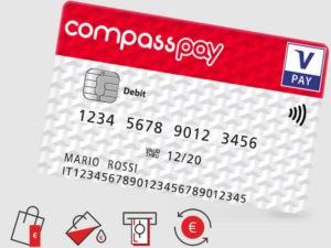 Carta prepagata CompassPay: Recensione e Opinioni