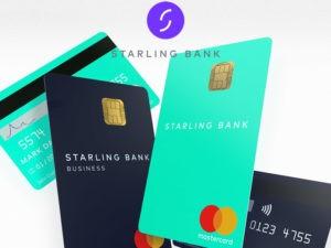 Prepagata Starling Bank