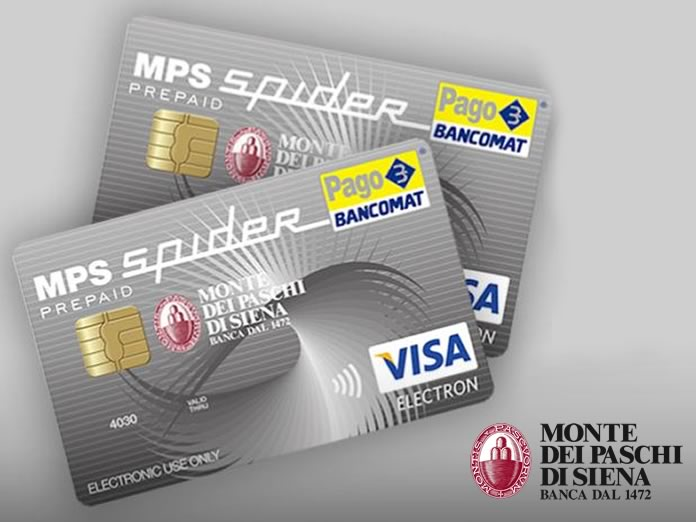 Carta prepagata MPS Spider: Recensione ed Opinioni 2020