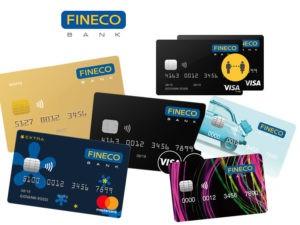 Carte Fineco: recensione ed opinioni