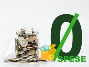 Miglior conto corrente zero spese