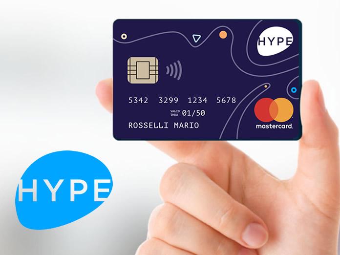 Carta prepagata hype gratis
