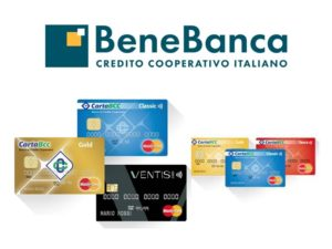 Carte di credito Cassa Centrale Banca - Credito Cooperativo Italiano